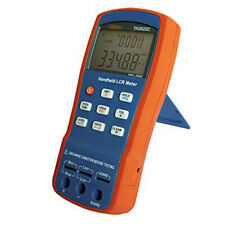 Handheld Lcr Meter Digital Bridge Meter D Q R Esr 100 Khz Usb