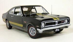 Autoart-1-18-Scale-73414-Holden-Monaro-HT-GTS-350-Warrigal-Black-Gold-stripes