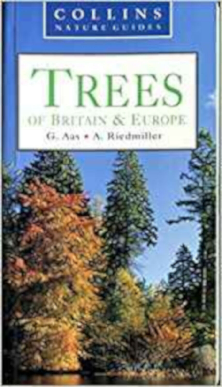 Photographic Key to the Trees of Britain and Northern Europe Antyki i Sztuka Collins Field Gu,