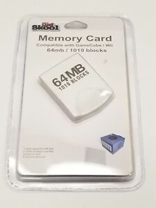 64-MB-1019-Blocks-Memory-Card-for-GameCube-and-Wii-Old-Skool