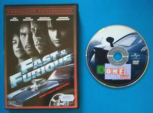 DVD-Film-Ita-Azione-FAST-amp-FURIOUS-Solo-Parti-Originali-ex-nolo-no-vhs-cd-T2