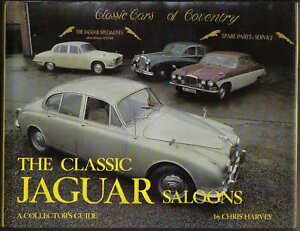 Jaguar-Saloons-1950-70-Marks-VII-VIII-IX-Mark-1-2-amp-X-420G-S-Type-420-Daimler