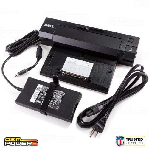 Adapter E5540 E5550 E5570 E6220 E6230 DELL USB 3.0 E-Port Plus Docking Station