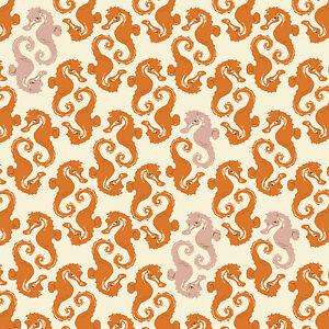 Seahorse-Heather-Ross-Mendocino-Pink-Sea-Ocean-Seahorse-Octopi-FQ-Metre