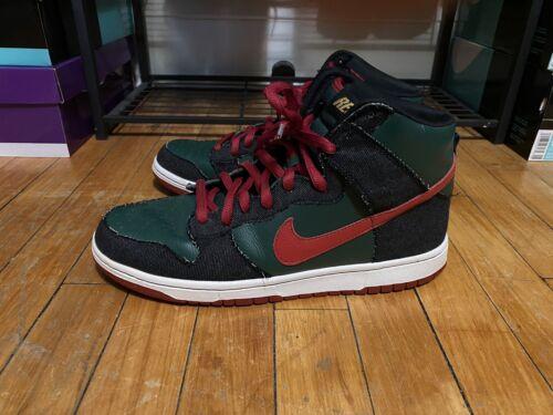 Nike Sb Dunk High Resn Sz 11