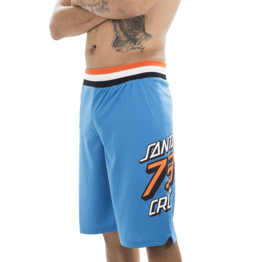 Shorts Santa Cruz Xl Og Basketball bluee Men