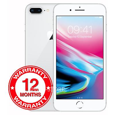 Apple iPhone 8 Plus - 64GB 256GB - Unlocked Smartphone Various Colours Grades