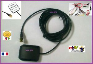 antenne-GPS-autoradio-antenne-magnetique-2-din-double-din-antenna-gps-fiche-SMA