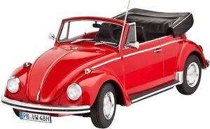 Revell-of-Germany-1-24-VW-Kafer-1500C-Carbrio-Beetle-Plastic-Model-Kit