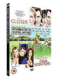 Julia Roberts Closer,  Holly Aird Love on the heath, Reese Cruel Intentions DVD