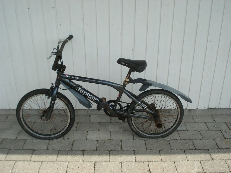 Unisex børnecykel, BMX, Jupiter