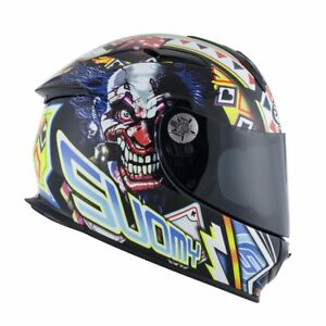 CASCO-INTEGRALE-SUOMY-SR-SPORT-RACING-GAMBLE-TOP-PLAYER-TRICARBOCO