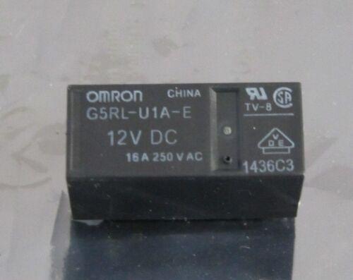 Omron G5RL-U1A-E-DC12