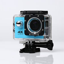 Wi-Fi Full HD 1080P Sports Action Camera 8 Includes GoPro accessory kit hero 4K