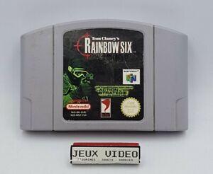 Tom Clancy's Rainbow Six - Nintendo N64 PAL FAH