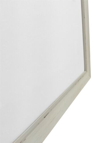 Nordic Distressed Pale Grey Picture Photo Frames 32 sizes Quality Plastic