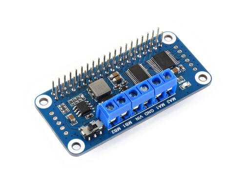 3.3V Motor Driver HAT I2C Interface for Raspberry Pi Zero//Zero W//Zero WH//2B//3B