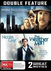 World Trade Centre / The Weather Man DVD PAL Region 4 Aust Post