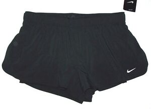 Nwt New Nike 2-in-1 Team Full Flex 2.0 Compression Shorts Dri-fit Inner Women Clothing, Shoes & Accessories
