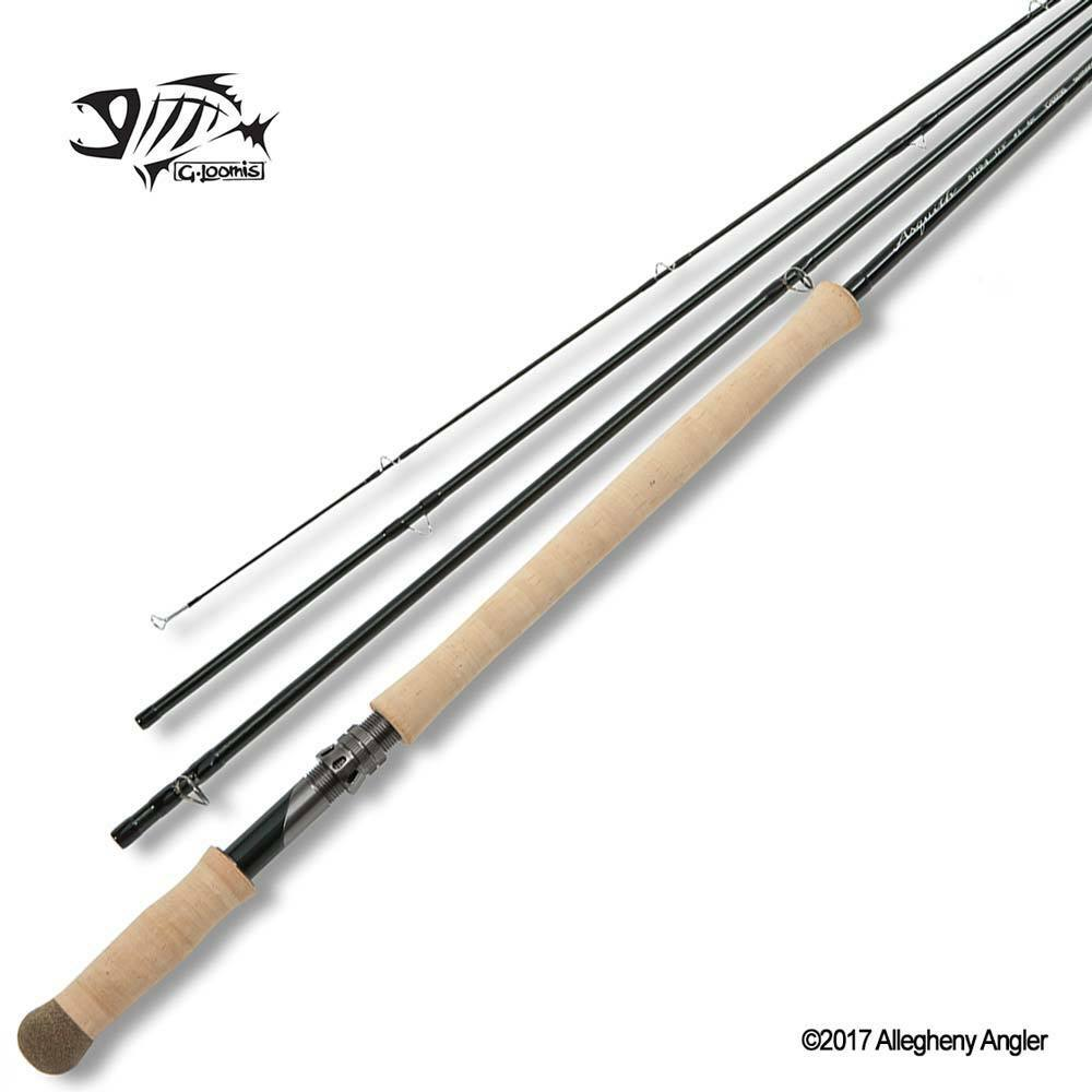 G Loomis Asquith Spey Fly Rod ASQ6129-4 12'9  6wt 4pc
