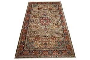 10X16-Antique-Signed-Persian-Area-Rug-with-Animal-Motif-Carpet-9-11-x-15-10