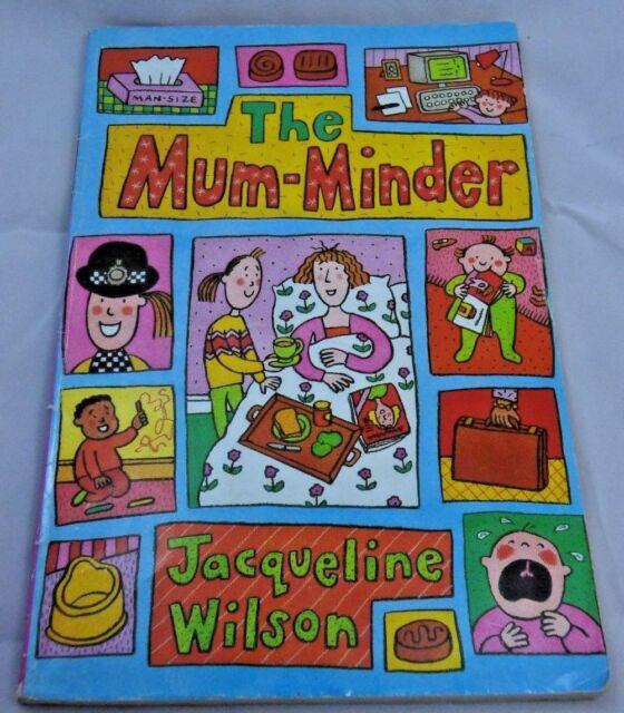 The Mum-minder by Jacqueline Wilson (Paperback, 1994)