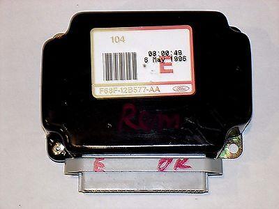 95-96 FORD WINDSTAR OEM  RELAY CONTROL MODULE RCM F68F-12B577-AA