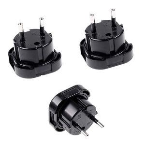 Travel-UK-to-EU-Euro-Plug-AC-Power-Charger-Adapter-Converter-Socket