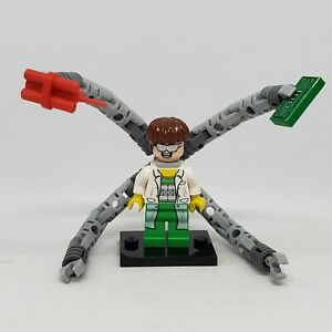 auth LEGO minifigure Doc Ock sh110 Marvel Spider-Man 76015 super heroes octopus