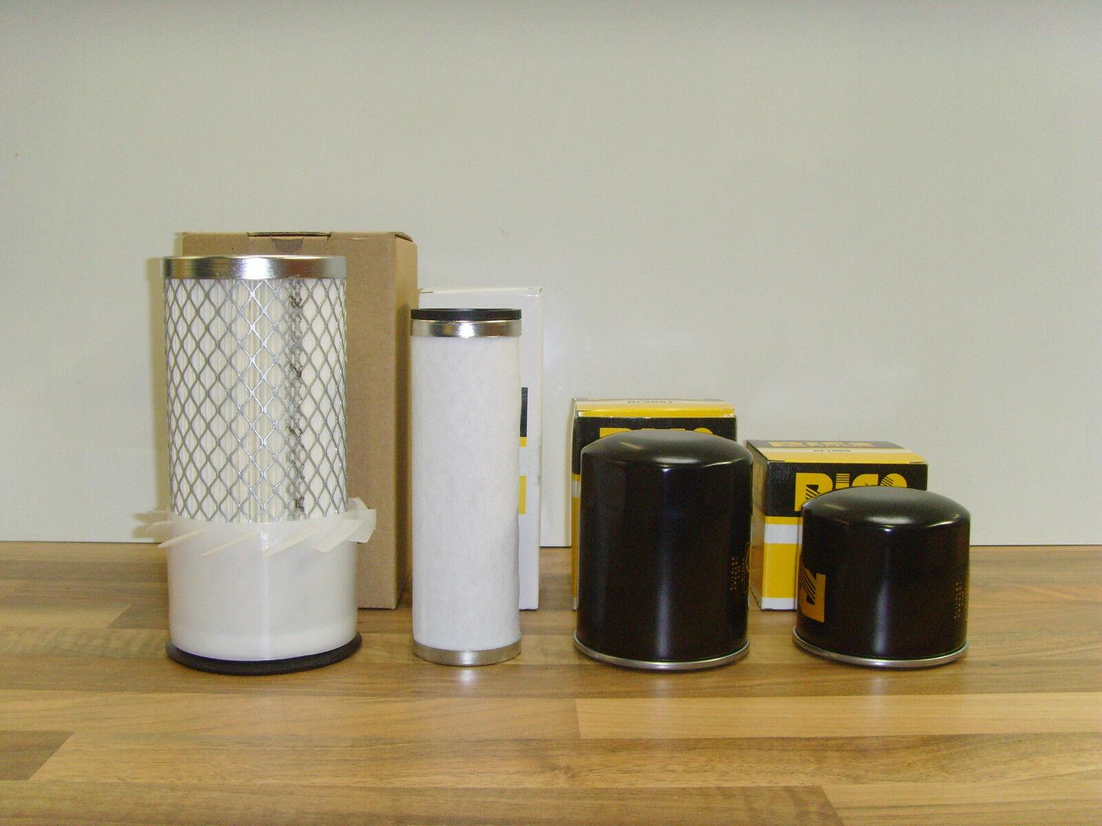 kubota kx41 2 filter service kit air oil fuel filters. Black Bedroom Furniture Sets. Home Design Ideas