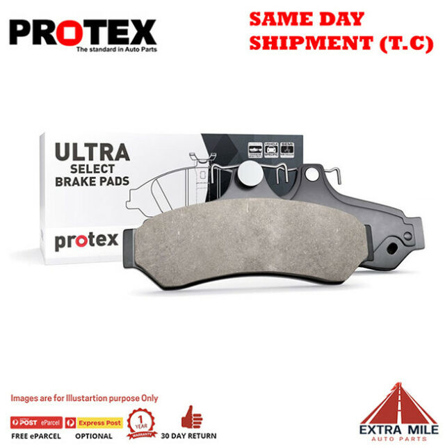 Ultra Select Brake Pad Front For FORD FAIRLANE/FAIRMONT/FALCON/LTD/TLS0