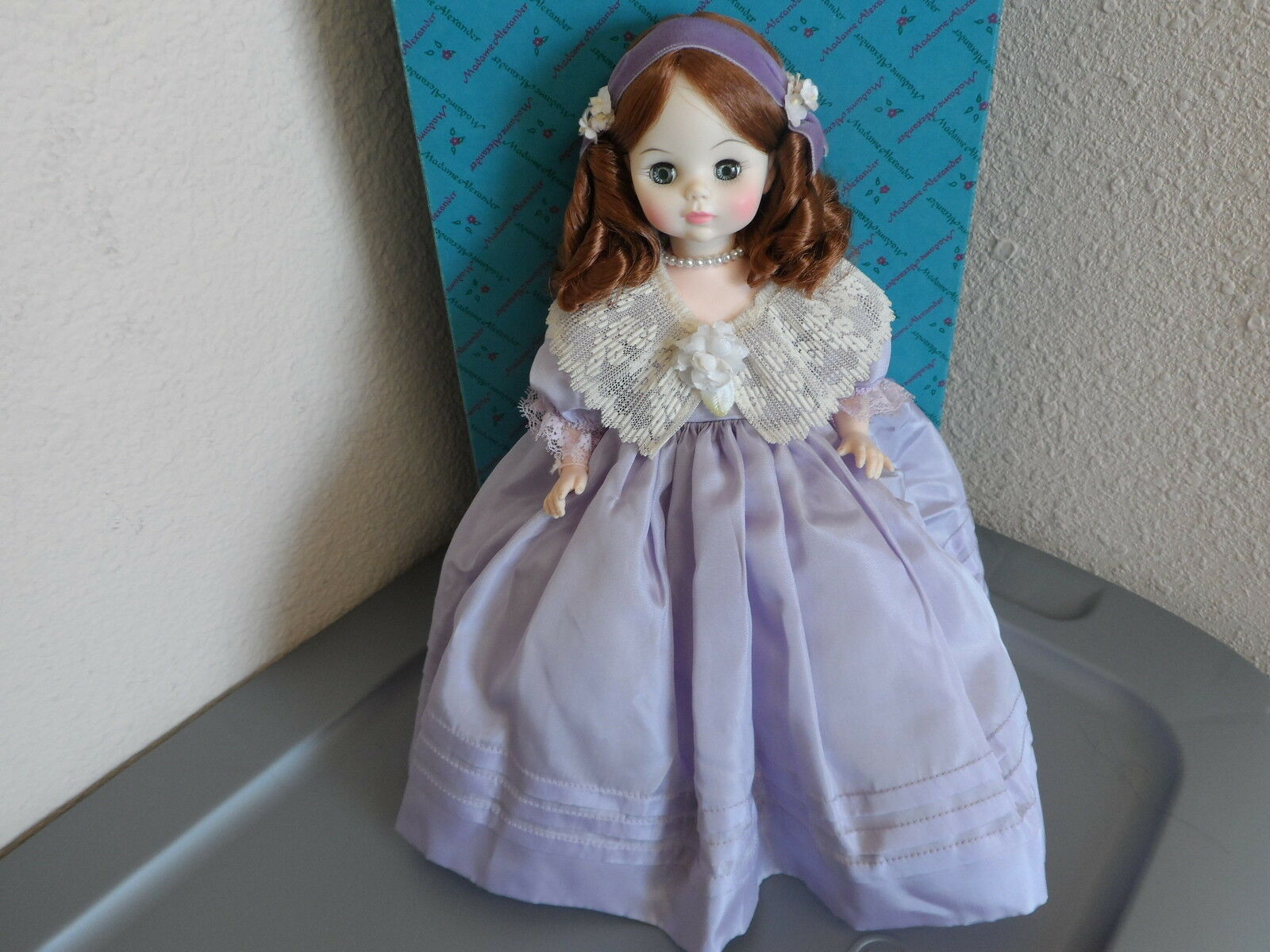 Madame Alexander Vintage Doll 1968 Mimi 14  Original Box And Tags 1411