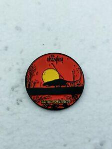 The-Stranglers-RATTUS-NORVEGICUS-Pin-Badge-77-Punk-Rock-Raven-No-More-Heroes-NEW