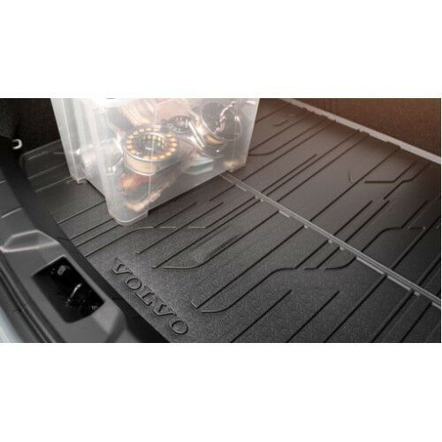 plastique moulé Volvo V40 2013-31305872 compartiment à bagages Tapis
