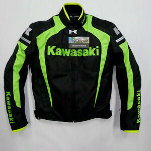 Motorcycle Racing Jacket Winter automobile race clothing clothes for KAWASAKI KG