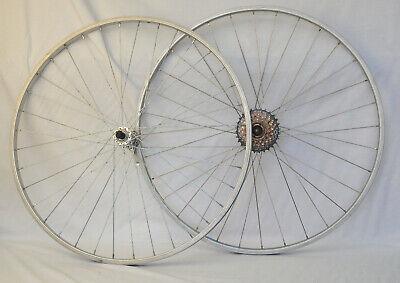 Weinmann AS23X 700c Rear Bike Wheel Silver 8//9//10-Speed