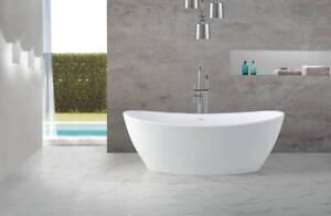 Vasca Da Bagno In Pietra : Freestanding design vasca bagno colata minerale vasca in pietra