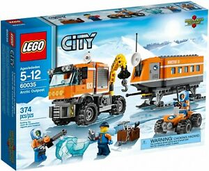 LEGO City 60035 Arctic Outpost