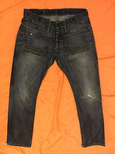 msrp 189 g star raw 5204 men denim originals jeans pants. Black Bedroom Furniture Sets. Home Design Ideas