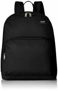 NWT-Jack-Spade-Men-039-s-Solid-Ripstop-Tonal-Check-Pattern-Bookpack-Black