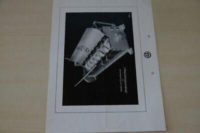 Prospekt 07/1953 Dreschmaschine Good 200206 Standard