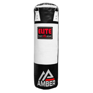 Image Is Loading Amber Strikeforce Heavy Bag 6ft Unfilled Training Mma
