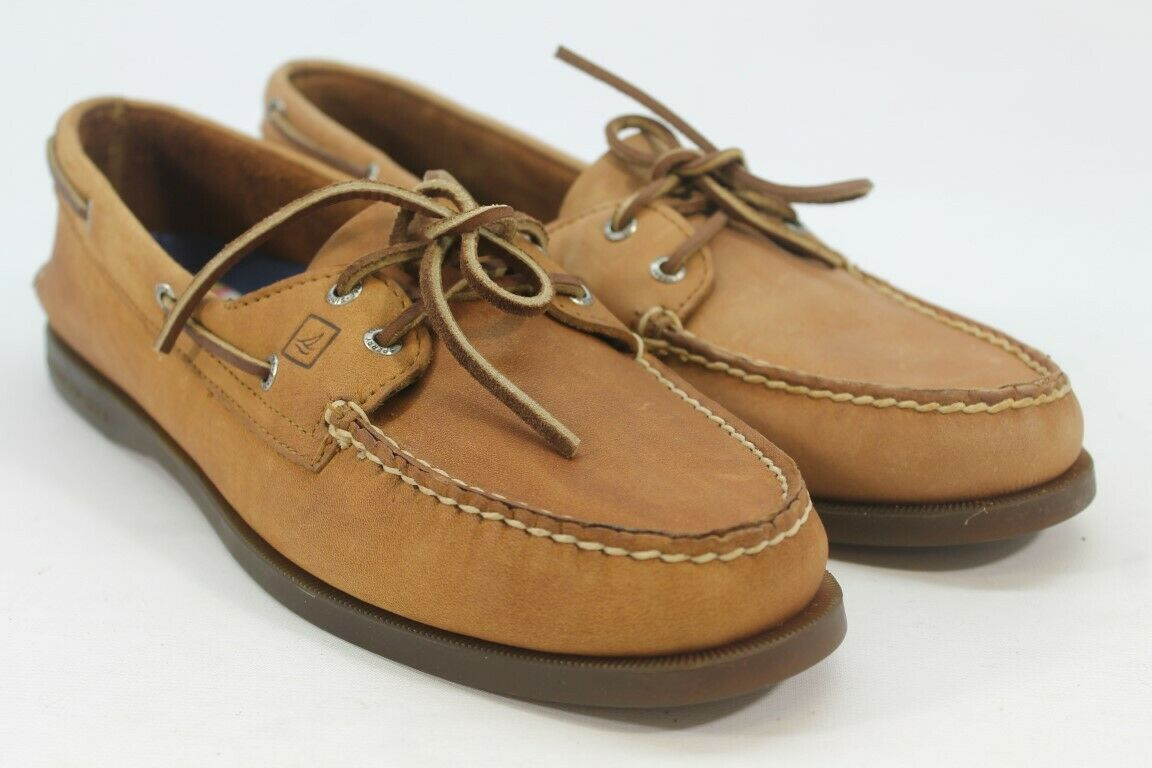Sperry-Top Sider Authentic Original Women's Sahara Boat Shoes 12M (ZAP12491)