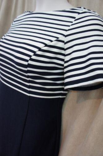 Evan Rayé 10 Tricot Picone Bleue Taille Blanc Robe Marine Encre qrZqa