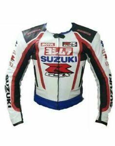 Customized-Suzuki-Motorcycle-Motorbike-Biker-Racing-Leather-Sports-Jacket