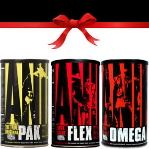 Universal Nutrition Animal Core Stack - Choice of Free Gift!