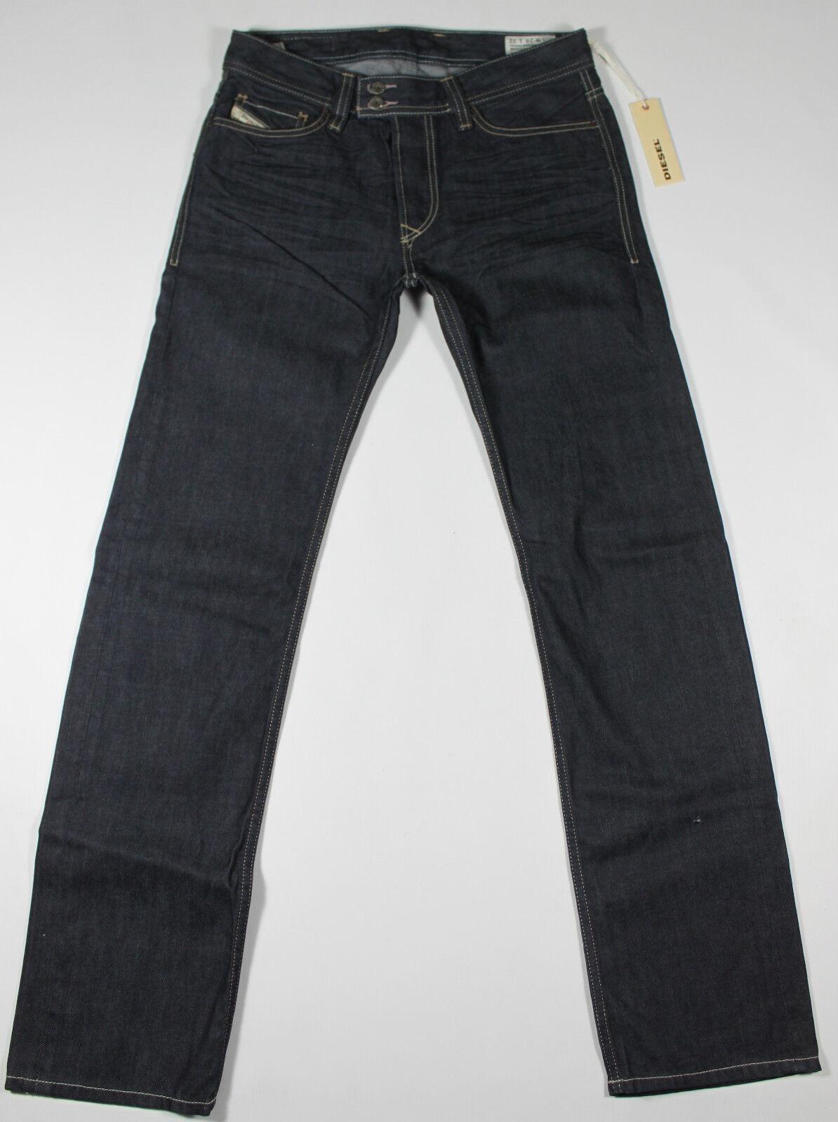NUEVO Diesel Viker para-R-Box 88Z Jeans 28X32 0088Z Regular Fit  Straight Leg  Ahorre hasta un 70% de descuento.