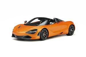 McLaren 720S SPIDER 2018   GT SPIRIT   1:18