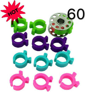 60-Pcs-Bobbin-Clips-Holders-Clamps-Bobbin-Buddies-Great-for-Embroidery-Quilting