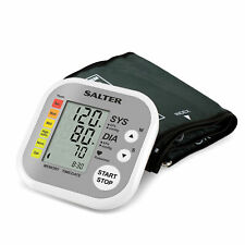 Salter Automatic Arm Blood Pressure Monitor Portable Easy to Use Big Display